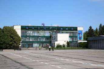 Запорожский аэропорт угодил в скандал