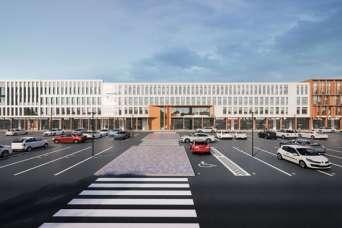 В Виннице активизировалось строительство офисов