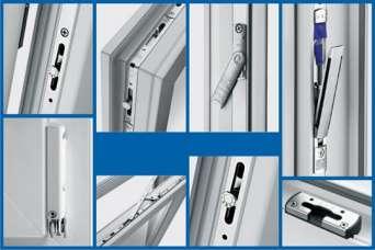 Как правильно выбрать качественные ПВХ-окна: фурнитура