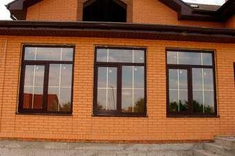 Как правильно установить окна в частном доме