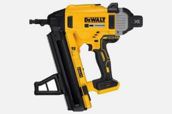 Аккумуляторный монтажный пистолет DeWALT DCN890: оснастка
