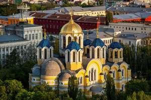Как строился Киевский Владимирский Собор