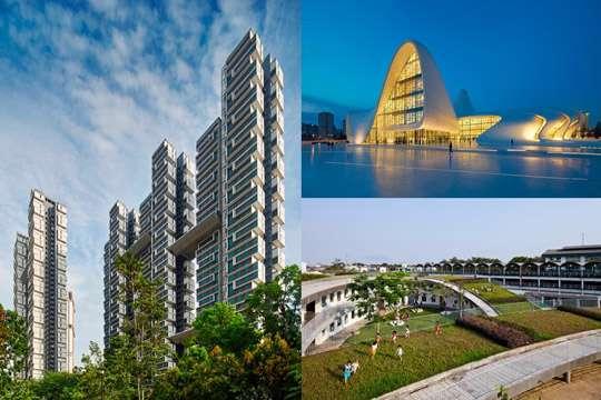 Лучшие новые здания мира