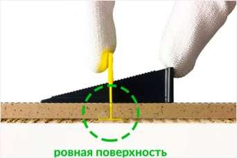 Как работает СВП - система выравнивания плитки