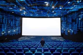 Архитектура кинотеатров