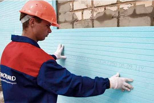 Как утеплить фасад, покрытый штукатуркой