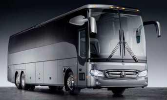 Mercedes-Bеnz представил новую модель автобуса