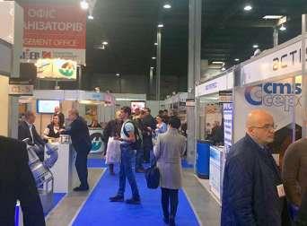 В Киеве стартовала выставка Mining World Ukraine