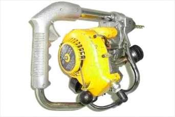 Что такое бензодрель: дрель, работающая на бензине
