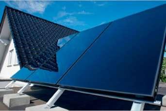 Как работает солнечный коллектор. Окончание