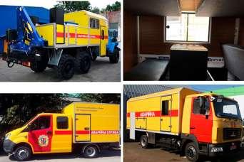 Как выбрать оптимальную конфигурацию аварийно-спасательной машины
