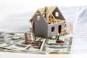 Лишь у пятой части жилых проектов достаточно средств на работу