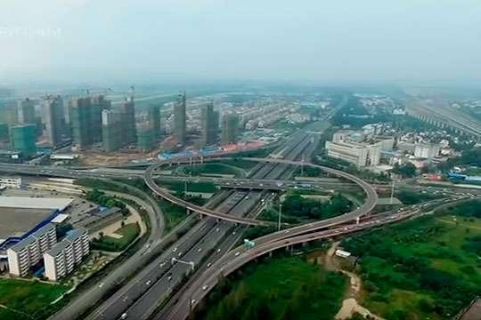 Инженерные суперпроекты. Дороги Китая