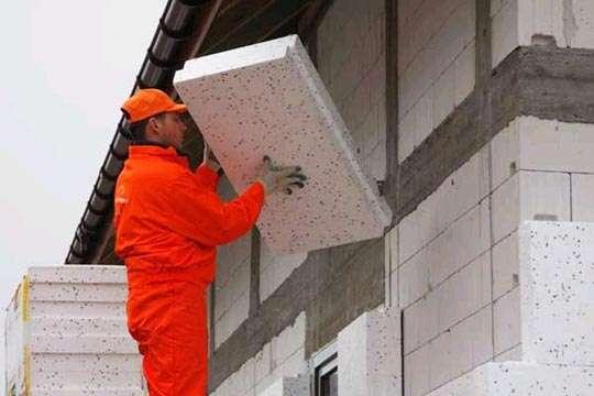 Какую экономию дает увеличение толщины пенопласта при утеплении кирпичного дома