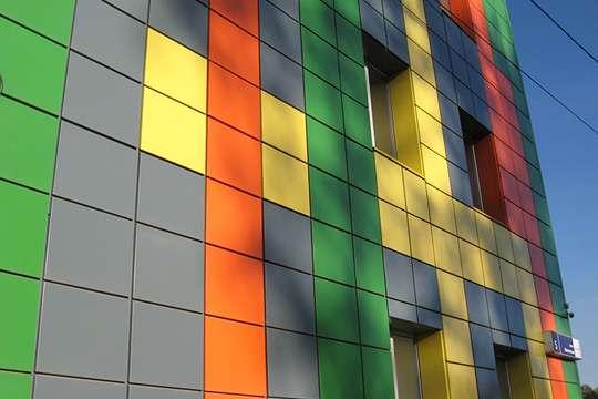 Мировой рынок фасадов скоро достигнет 340 миллиардов долларов