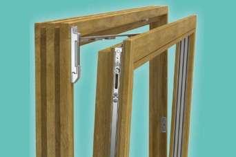 MACO представила сверхмощную фурнитуру для очень тяжелых конструкций