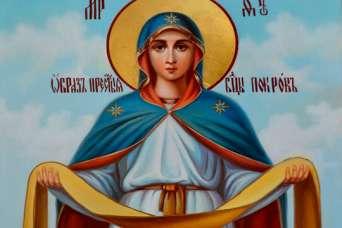 Киевские церкви Покрова Святой Богородицы. Фото