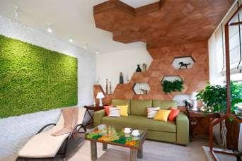 Как оформить квартиру в эко-стиле: 15 лучших вариантов. Фото