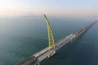 Самый длинный мост в мире почти достроен