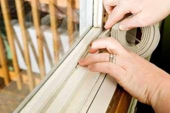 Утепление старых деревянных окон. Видео