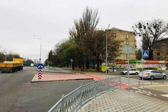 В Киеве обустроили 50 островков безопасности без проведения ремонта
