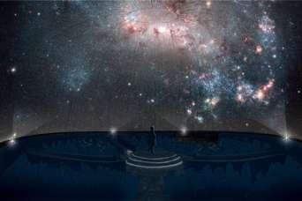 Новый планетарий потрясет всех