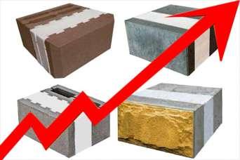Мировой рынок утепленных бетонных конструкций вырастет к 2025 году более, чем на 5,5 %
