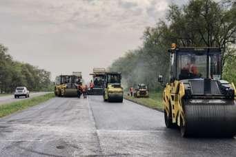 Азербайджанцев не пустили ремонтировать николаевские дороги