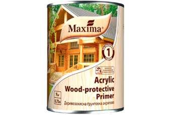 На рынке ЛКМ представлена акриловая грунтовка для защиты деревянных поверхностей