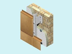 Как устанавливать вентилируемые фасады