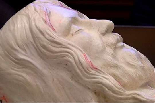 Как создали 3D-изображение Христа на основе отпечатка на Туринской плащанице. Фото и видео