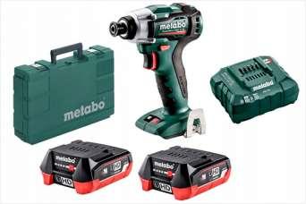 Аккумуляторные инструменты Metabo 12 Вольт. Обзор. Окончание