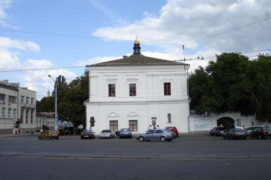 В Киеве отреставрируют корпус монастыря XVIII века