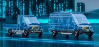 Стали известны подробности о новом Mercedes-Benz eSprinter