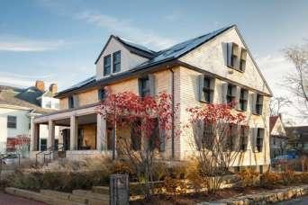 Гарвард поможет сделать старые дома энергоэффективными