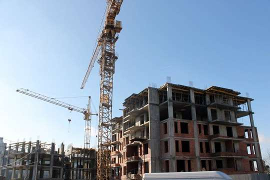 Во Львове запретили строить многоэтажку