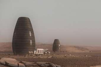Марсианское жилье найдет применение и на Земле