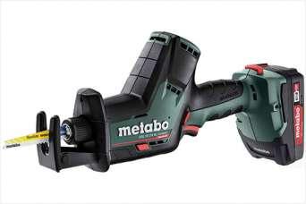 Metabo выпустила новую аккумуляторную 18-вольтовую сабельную мини-пилу