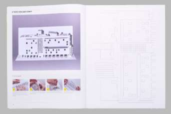 Здания знаменитого архитектора можно сделать из бумаги