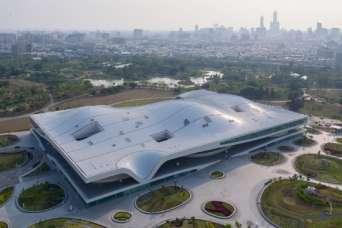Завершается строительство самого большого центра искусств под одной крышей