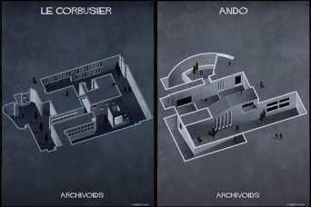 """""""Пустота"""" по-новому смотрит на работы архитекторов"""