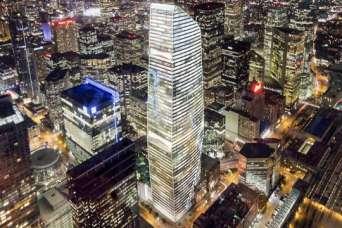 Архитекторы подстроили небоскреб под ветер
