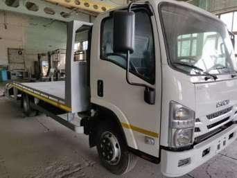 В Украине возобновили производство автоэвакуаторов. Фото