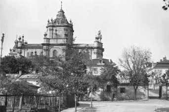 Как хотели перестроить Львов гитлеровские архитекторы в 1940-х годах