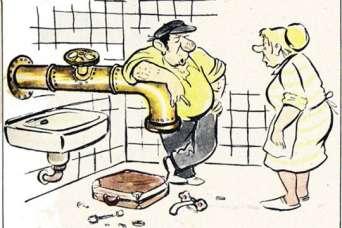 Почему гудят водопроводные трубы и как с этим бороться. Окончание