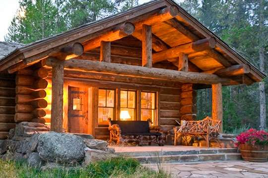 Как выбрать сруб для строительства деревянного дома