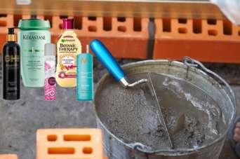 Стиральный порошок в цементный раствор смеси для гидроизоляции бетона купить