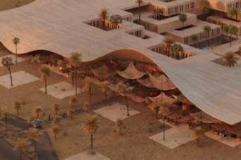 Архитекторы радикально изменили дизайн гостиницы
