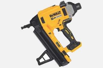 На рынке электроинструментов представлен аккумуляторный монтажный пистолет DeWALT DCN890