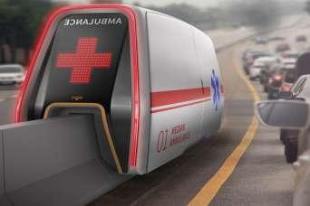 Разделители отдадут под полосу для скорой помощи
